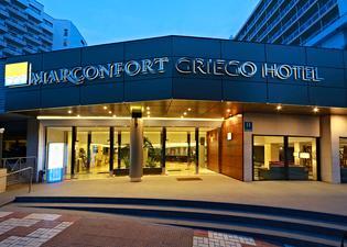 マルコンフォルト グリエゴ ホテル