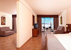 サンドス パパガジョ ビーチ リゾート - プラヤ・ブランカ - 寝室