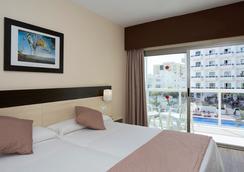 マルコンフォルト グリエゴ ホテル - トレモリノス - 寝室