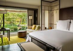 Four Seasons Hotel Kyoto - 京都市 - 寝室