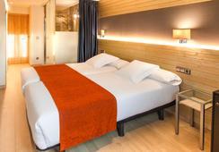 ホテル アベニダ - ラ・コルーニャ - 寝室
