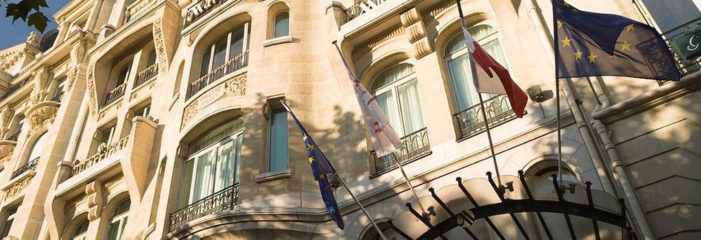 パリ マリオット シャン ゼリゼ ホテル - パリ - 建物