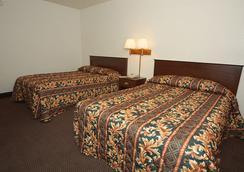 Midtown Inn - ボーモント - 寝室