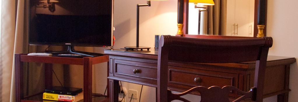 Apart Hotel San Martin - リマ - 寝室