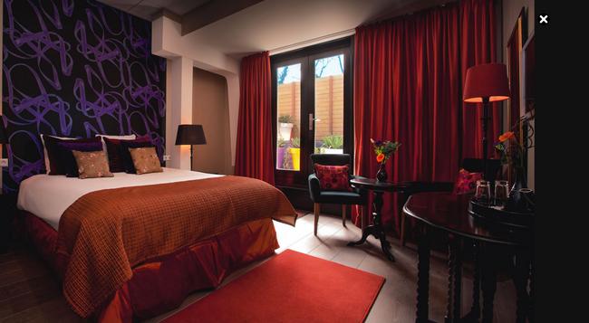 Hotel Sebastian's - アムステルダム - 寝室
