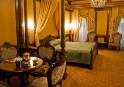 ホテル カーサ カプサ - ブカレスト - 寝室