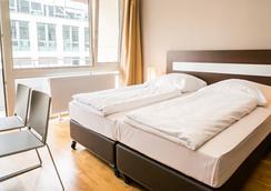 Novum Hotel City Stay Frankfurt - フランクフルト - 寝室
