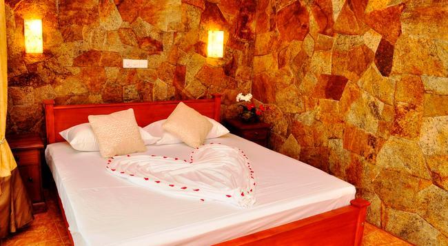Hotel Amarit - ベントータ - 寝室