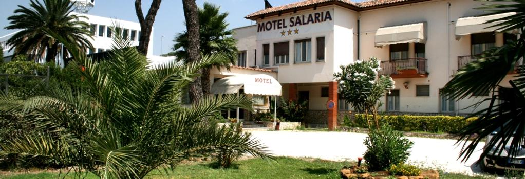 Motel Salaria - ローマ - 建物