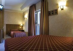 Motel Salaria - ローマ - 寝室