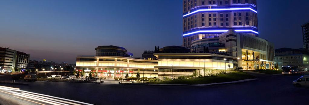 Wyndham Grand Istanbul Europe - イスタンブール - 建物