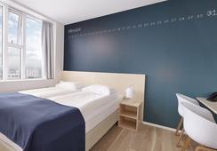 レイキャビク ライツ ホテル バイ キーホテルズ - レイキャヴィク - 寝室