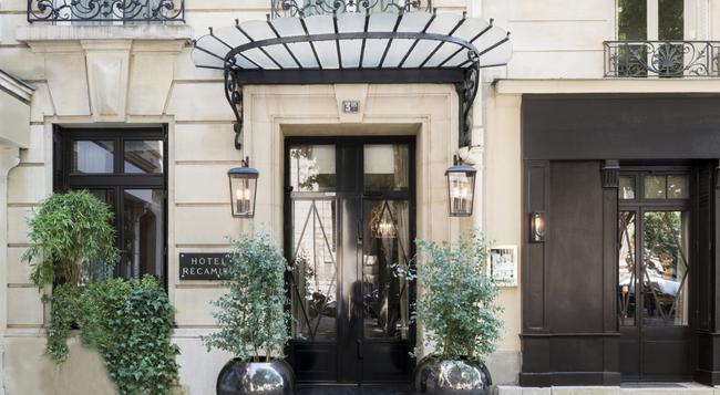 ホテル レカミエ - パリ - 建物