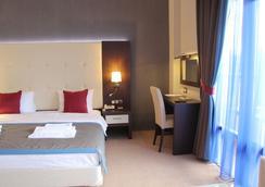 フォワード アパートホテル - ソチ - 寝室
