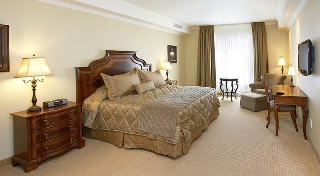 Hôtel Brossard - Brossard - 寝室