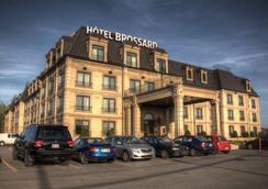 Hôtel Brossard - Brossard - 屋外の景色