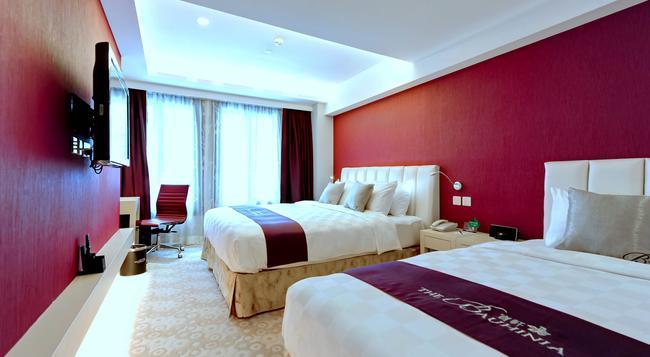ザ バウヒニア ホテル セントラル - 香港 - 寝室