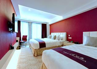 ザ バウヒニア ホテル セントラル