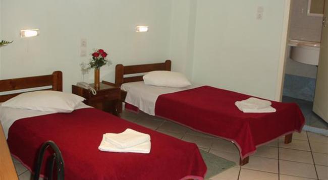 エリート ホテル - アテネ - 寝室