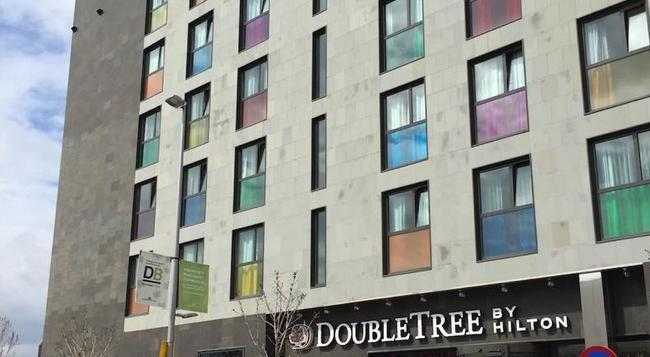 DoubleTree by Hilton Hotel Girona - ジローナ - 建物