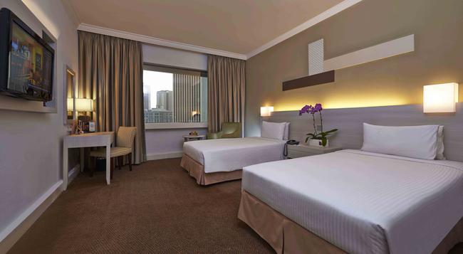 コーラス ホテル クアラ ルンプール - クアラルンプール - 寝室