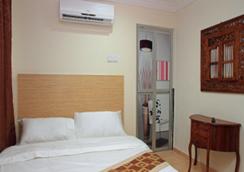 Fast Hotel - クアラルンプール - 寝室