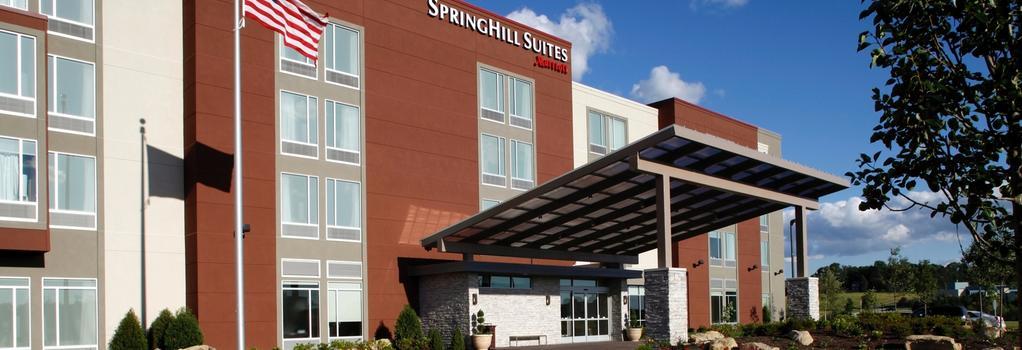 SpringHill Suites by Marriott Pittsburgh Latrobe - Latrobe - 建物