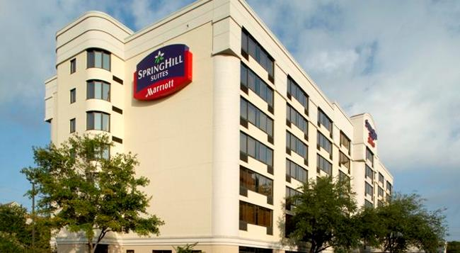 SpringHill Suites by Marriott Houston Medical Center NRG Park - ヒューストン - 建物