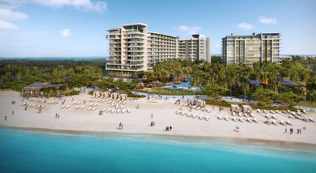 Kimpton Seafire Resort + Spa - Seven Mile Beach - 建物