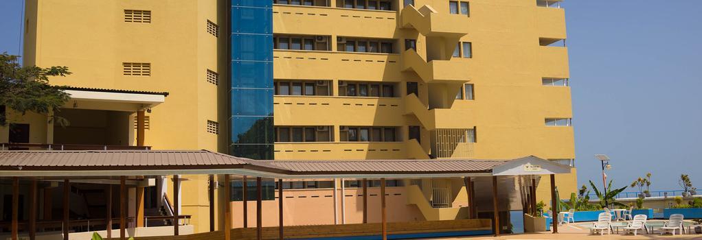 Bintumani Hotel - フリータウン - 建物