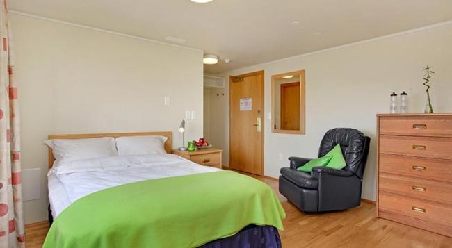 エルデイ エアポート ホテル - Keflavik - 寝室