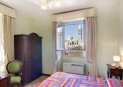 ホテル モントリオール - ローマ - 寝室