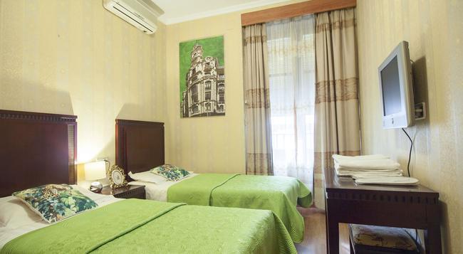 La Casa Del Madrileño - マドリード - 寝室
