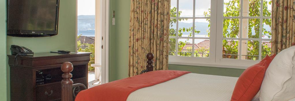 Polkerris Bed & Breakfast - モンテゴ・ベイ - 寝室