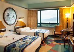 ディズニー ハリウッド ホテル - 香港 - 寝室