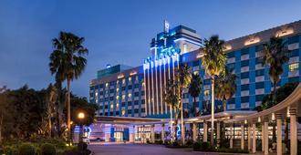 ディズニー ハリウッド ホテル - 香港 - 建物