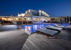 タロエ オブ ミコノス ブティック ホテル - ミコノス島 - プール