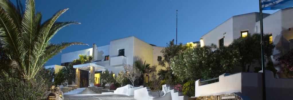 タロエ オブ ミコノス ブティック ホテル - ミコノス島 - 建物