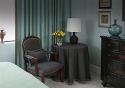 リッテンハウス 1715 ア ブティック ホテル - フィラデルフィア - 寝室