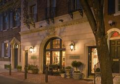 リッテンハウス 1715 ア ブティック ホテル - フィラデルフィア - 屋外の景色