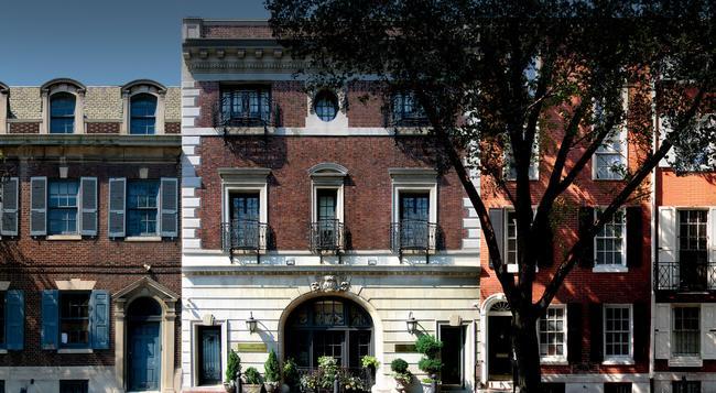 リッテンハウス 1715 ア ブティック ホテル - フィラデルフィア - 建物