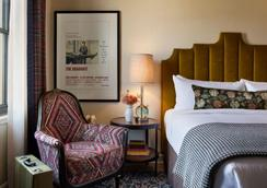ホテル デュラン - バークレー - 寝室