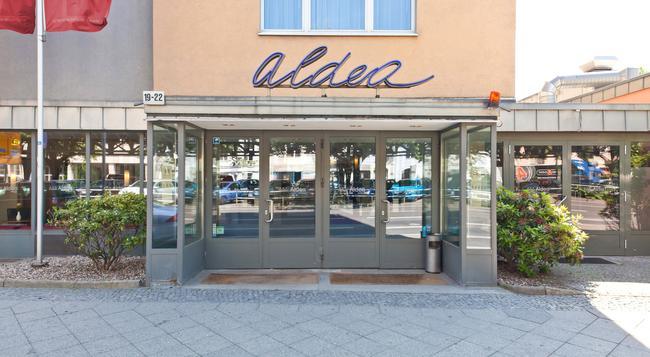 ノヴン ホテル アルデア ベルリン セントラム - ベルリン - 建物