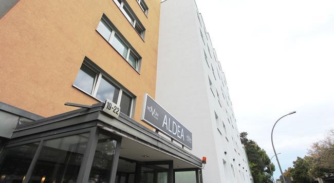 ノヴム スタイル ホテル アルデア - ベルリン - 屋外の景色