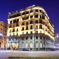 ユーロスターズ ホテル エクセルシオール Hotel Front
