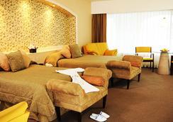 Hotel Baruk Teleferico y Mina - サカテカス - 寝室