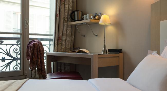 ル プチ ブロイ バイ ハッピーカルチャー - パリ - 寝室