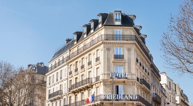 ホテル シャンゼリゼ フリードランド バイ ハッピーカルチャー - パリ - 建物