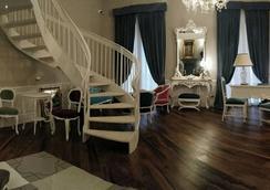 Dimora Bellini Luxury Hotel - パレルモ - ロビー