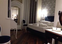 Dimora Bellini Luxury Hotel - パレルモ - 寝室
